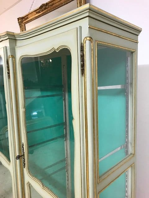SOLD - French LVX Style Shop Display Unit -  k113